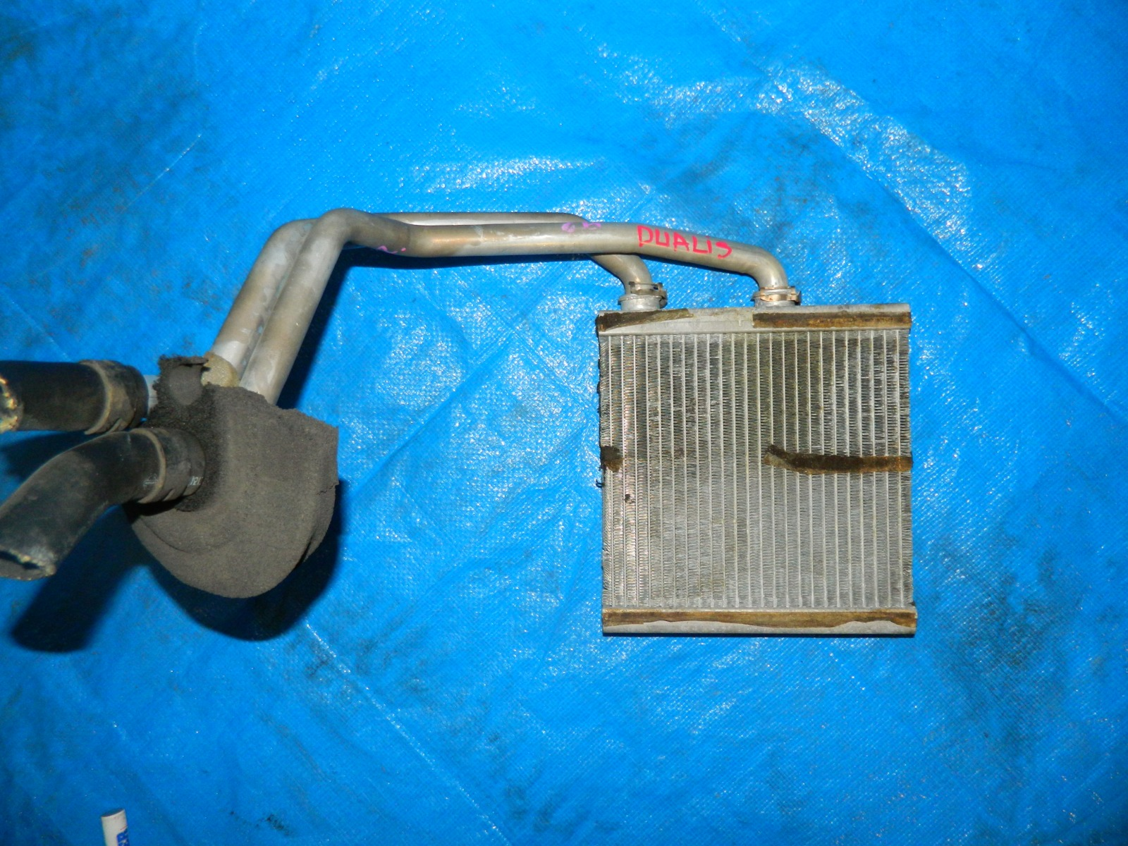 Радиатор печки Nissan Dualis (б/у)