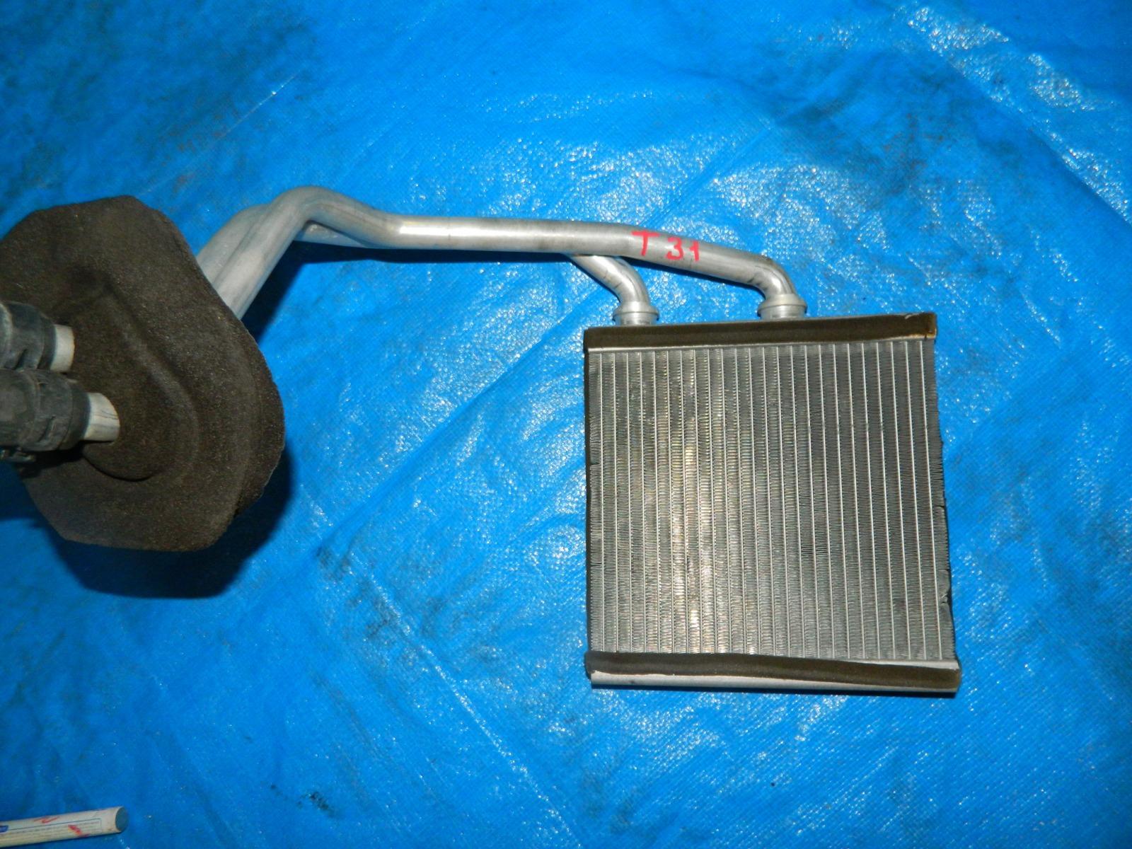 Радиатор печки Nissan X-Trail T31 (б/у)