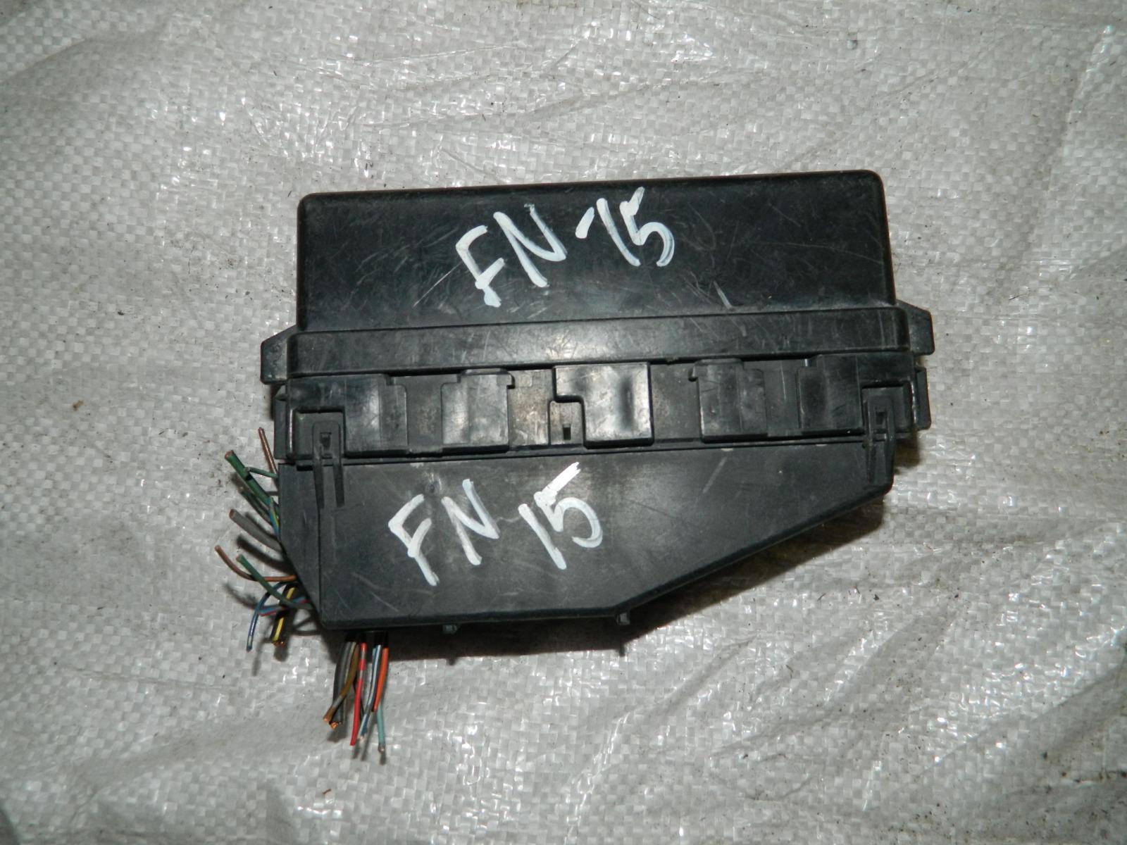 Блок предохранителей Nissan Pulsar FN15 GA15DE (б/у)