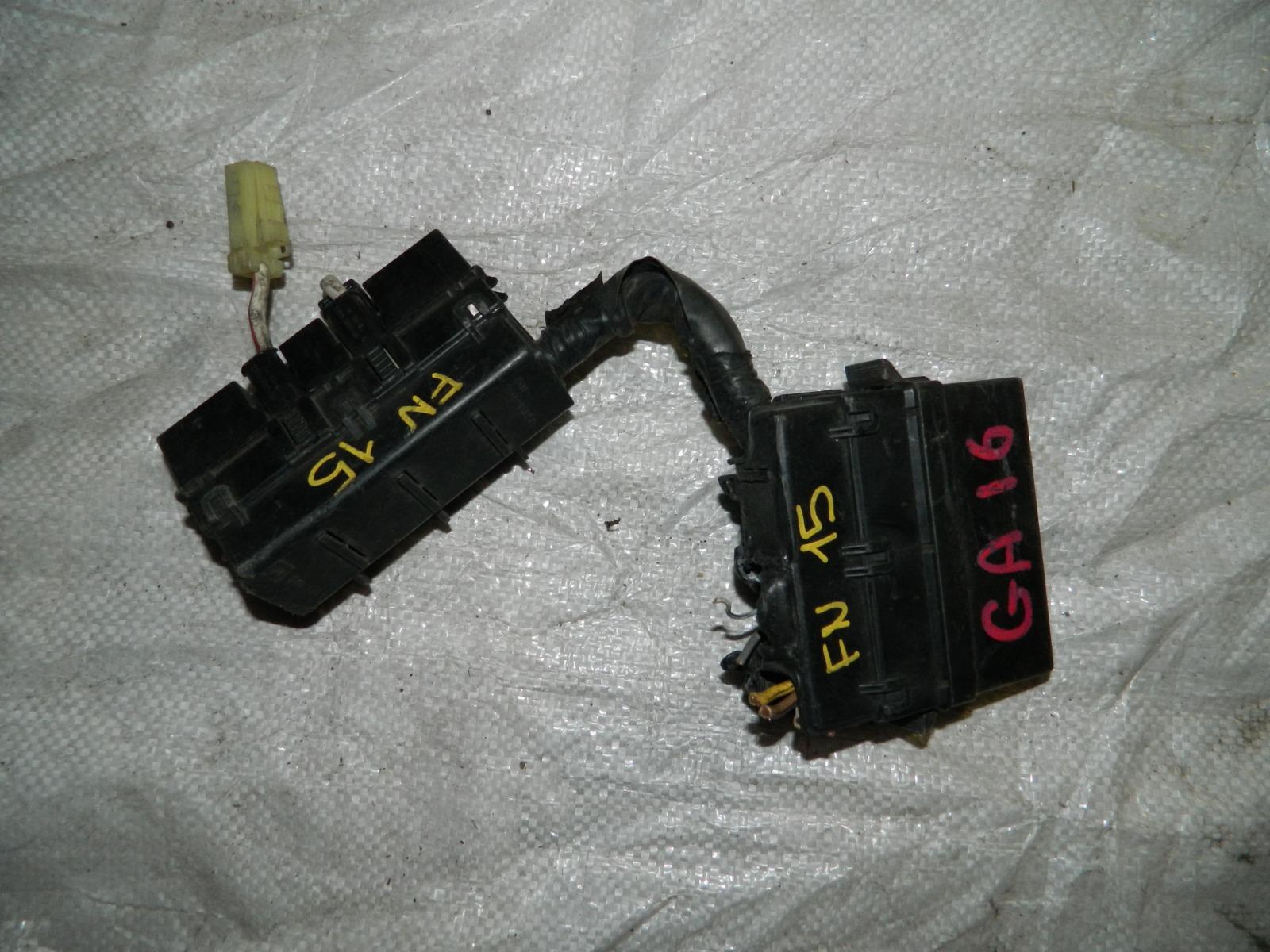 Блок предохранителей Nissan Pulsar FN15 GA16DE (б/у)