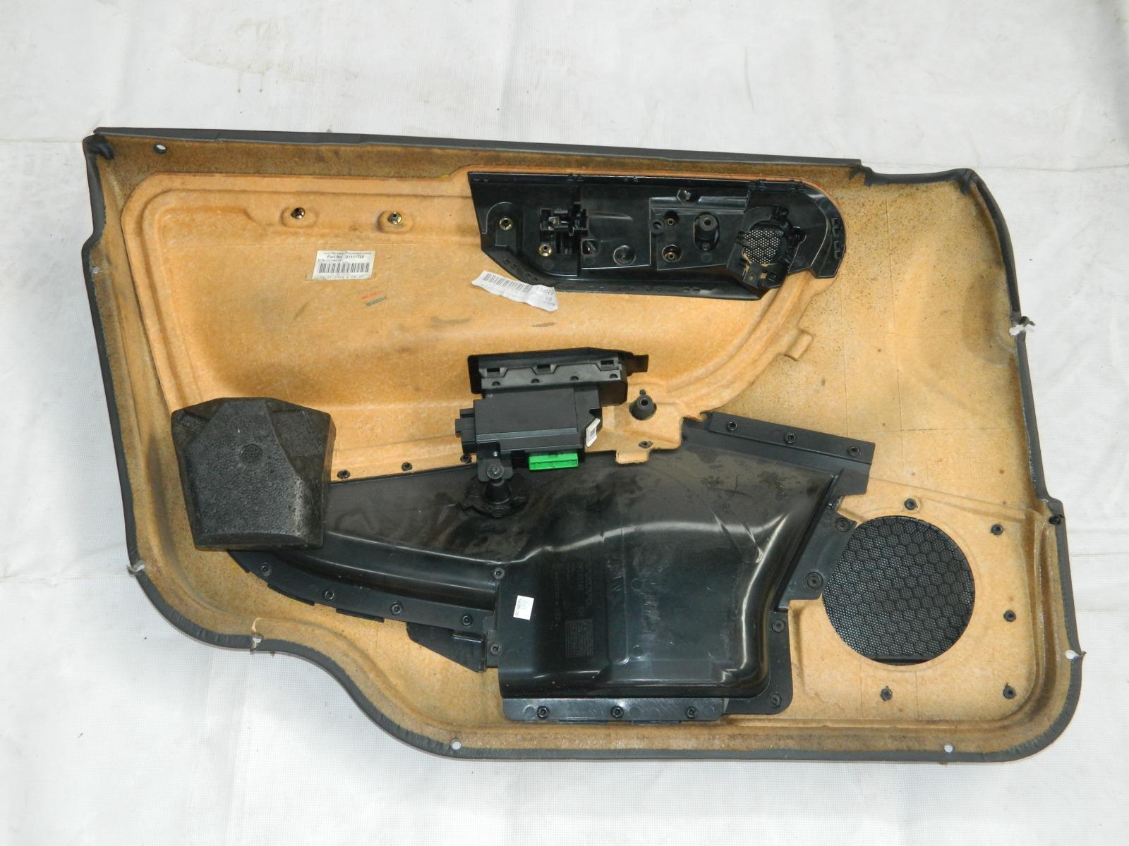 Обшивка дверей Volvo S60 передняя правая (б/у)
