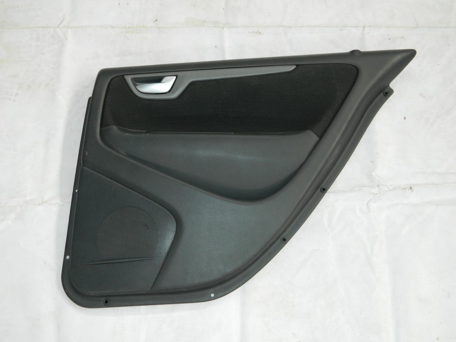 Обшивка дверей Volvo S60 задняя правая (б/у)