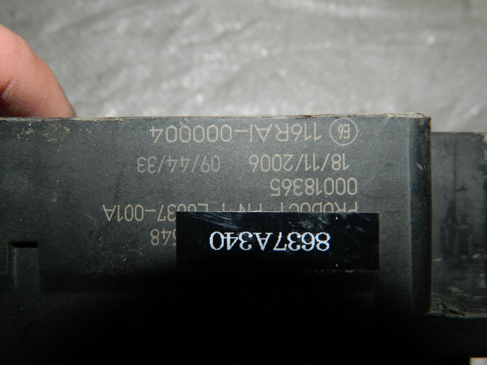Блок предохранителей Mitsubishi Delica CV5W 4B12 (б/у)