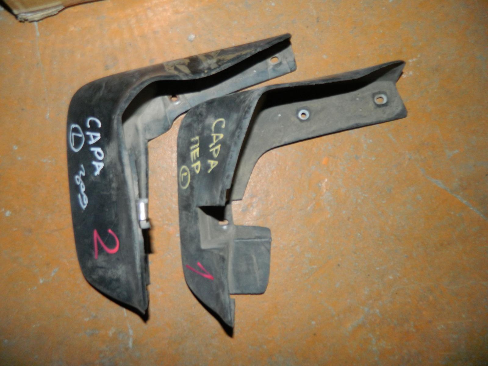Брызговик Honda Capa GA4 задний левый (б/у)
