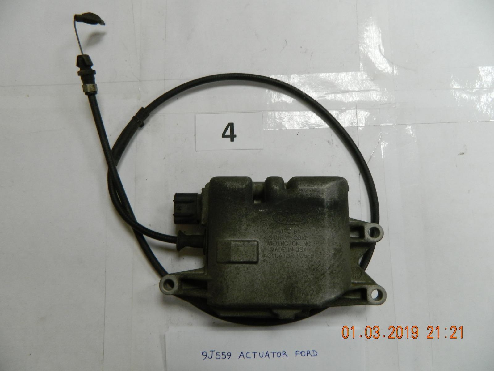 Блок управления дроссельной заслонкой Ford (б/у)