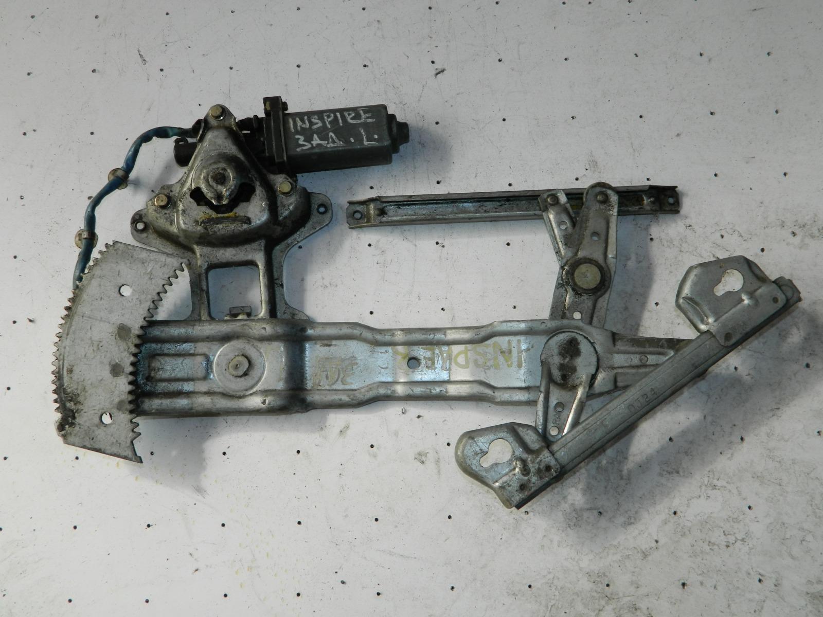 Механизм стекло-подъёмника. Honda Inspire задний левый (б/у)