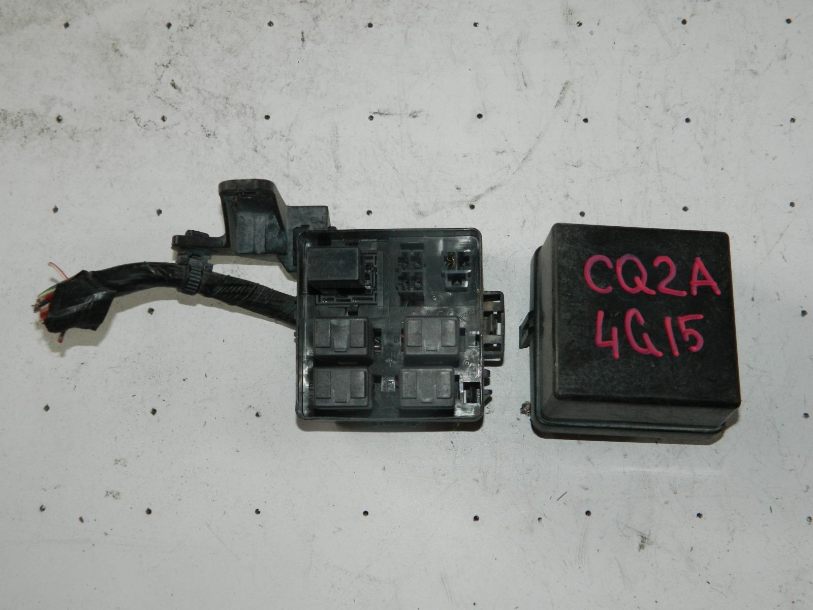 Блок предохранителей Mitsubishi Dingo CQ2A 4G15 (б/у)