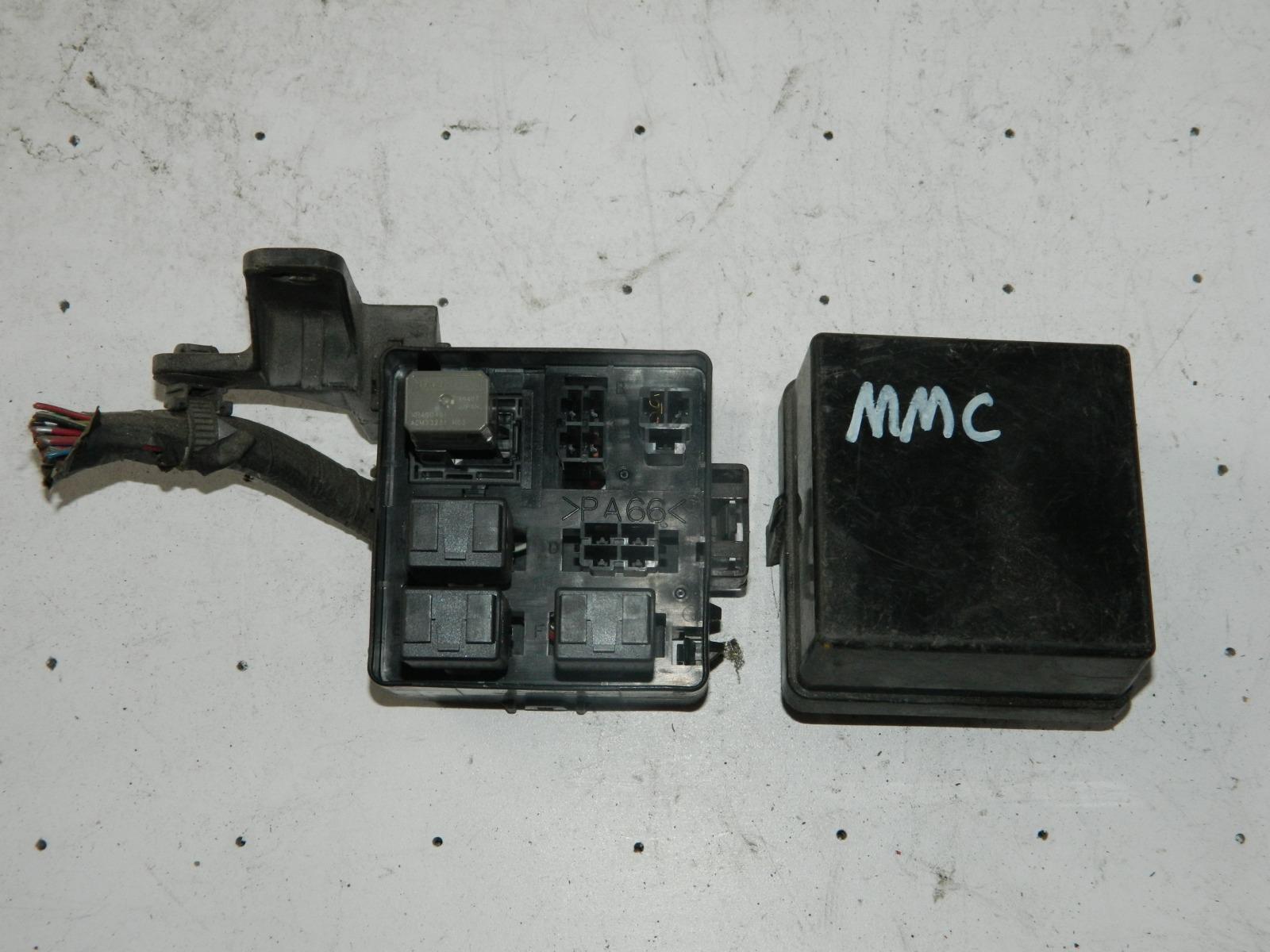 Блок предохранителей Mitsubishi Dingo CQ2A (б/у)