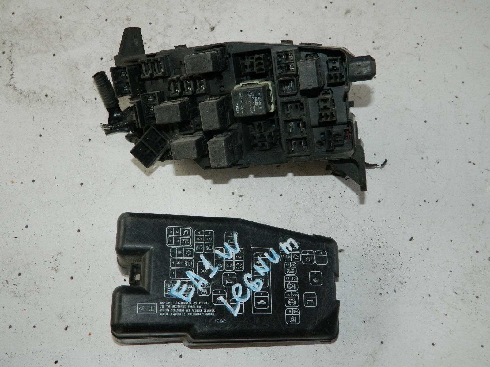 Блок предохранителей Mitsubishi Legnum EA1W (б/у)