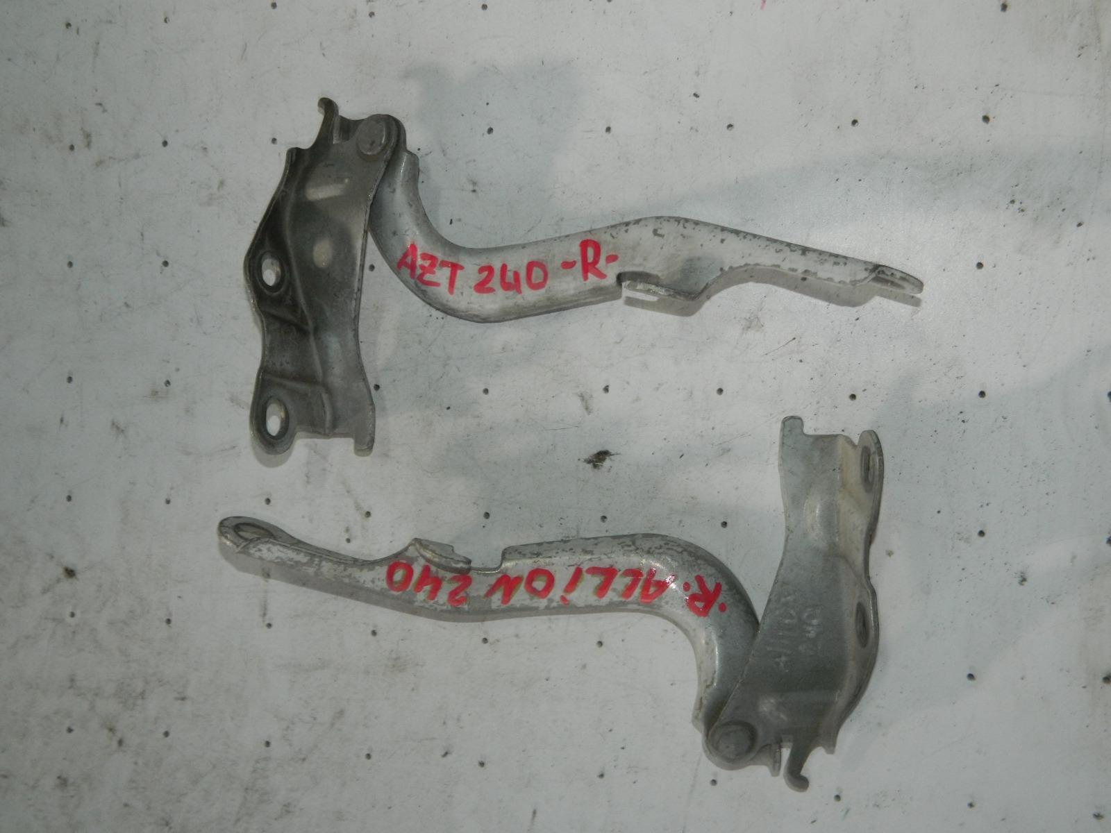 Петля капота Toyota Allion AZT240 правая (б/у)