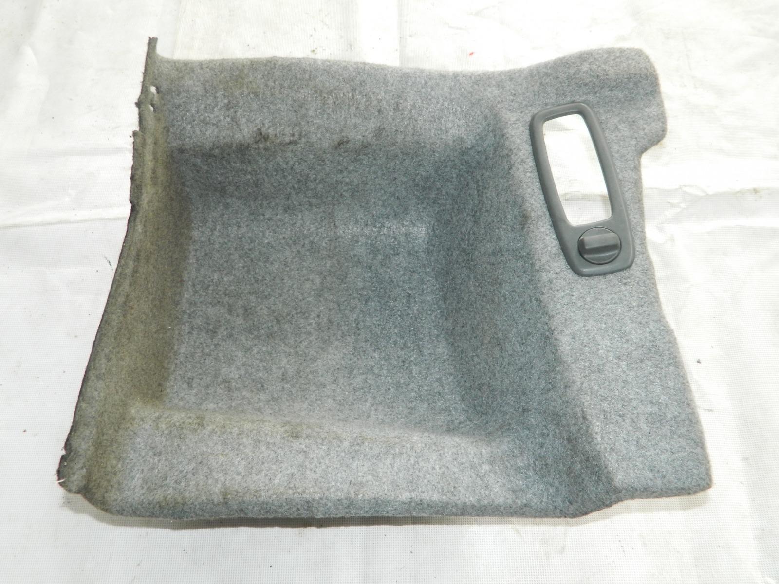 Облицовка багажника Volvo S60 левая (б/у)