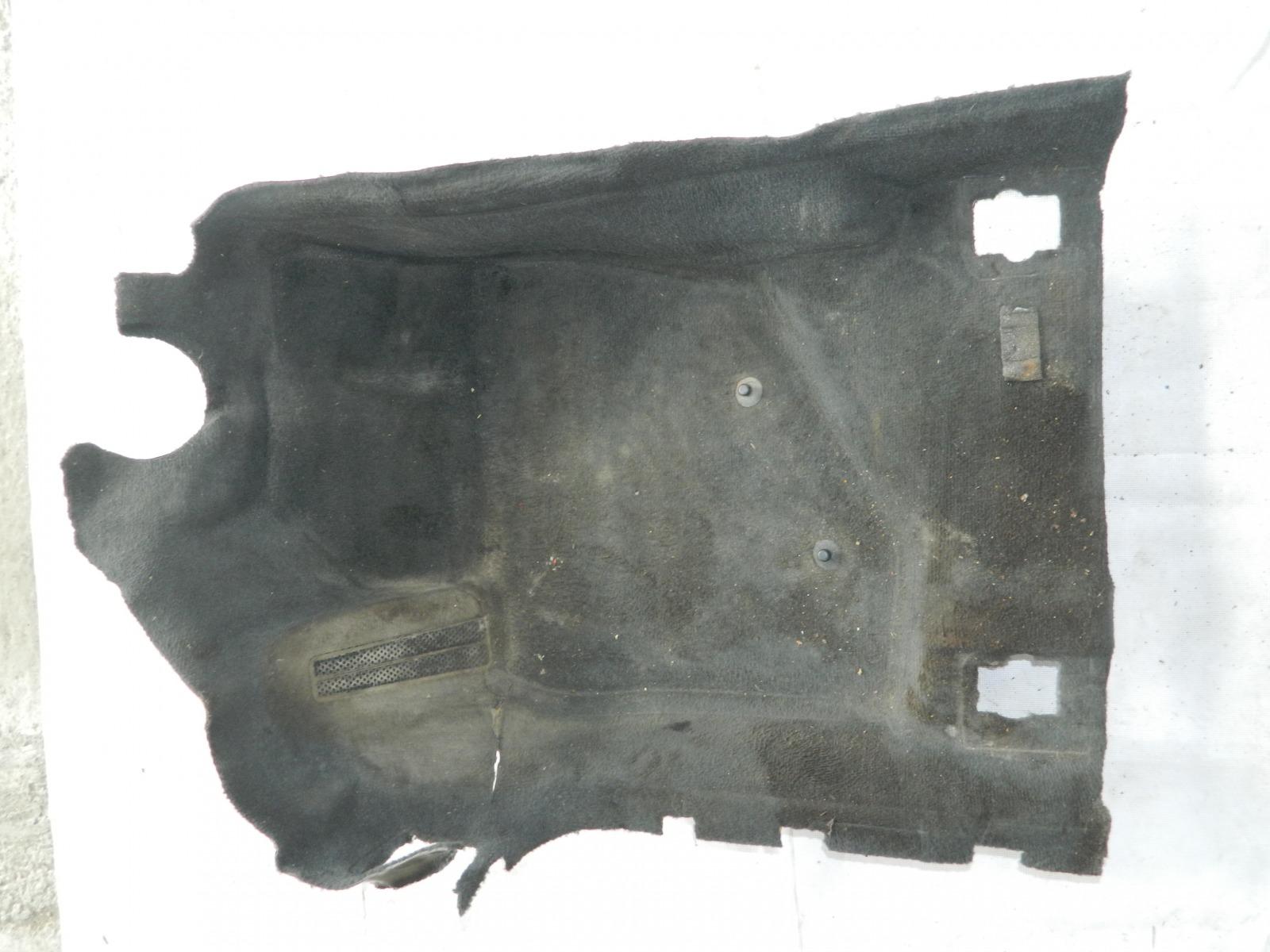 Обшивка пола салона Volvo S60 передняя левая (б/у)