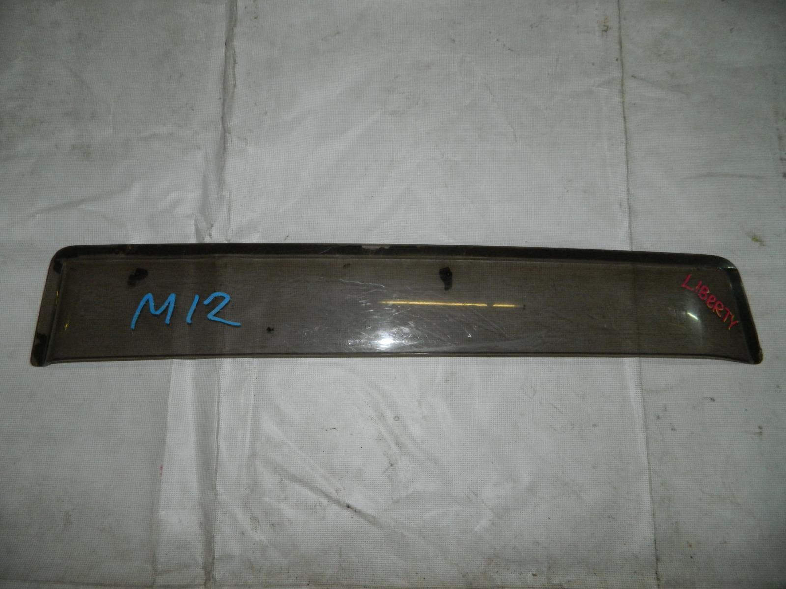 Ветровик Nissan Liberty RM12 задний левый (б/у)