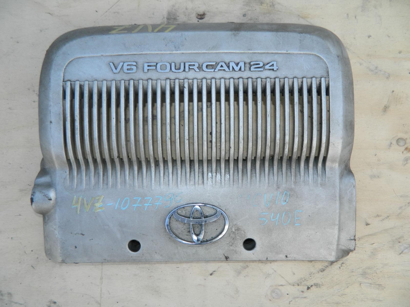Накладка декоративная на двигатель Toyota Windom MCV10 4VZ (б/у)