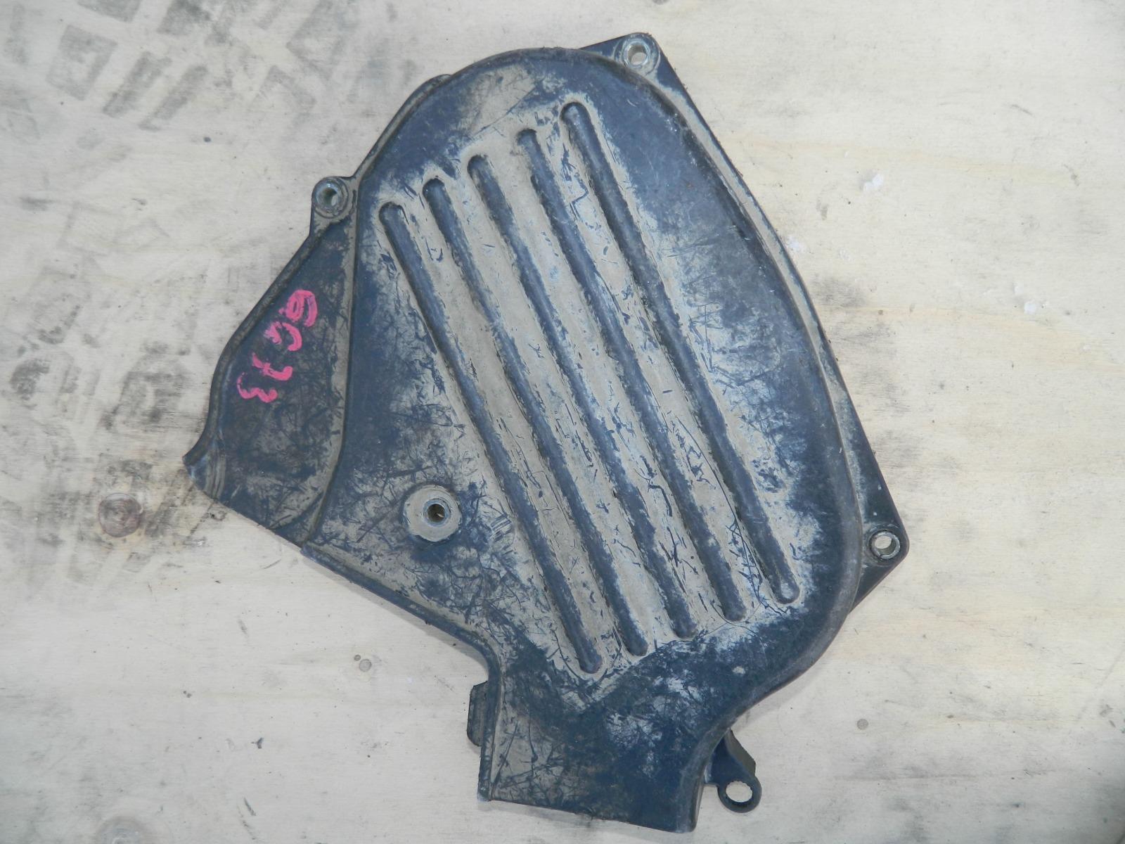 Крышка ремня грм Mitsubishi 6G73 (б/у)