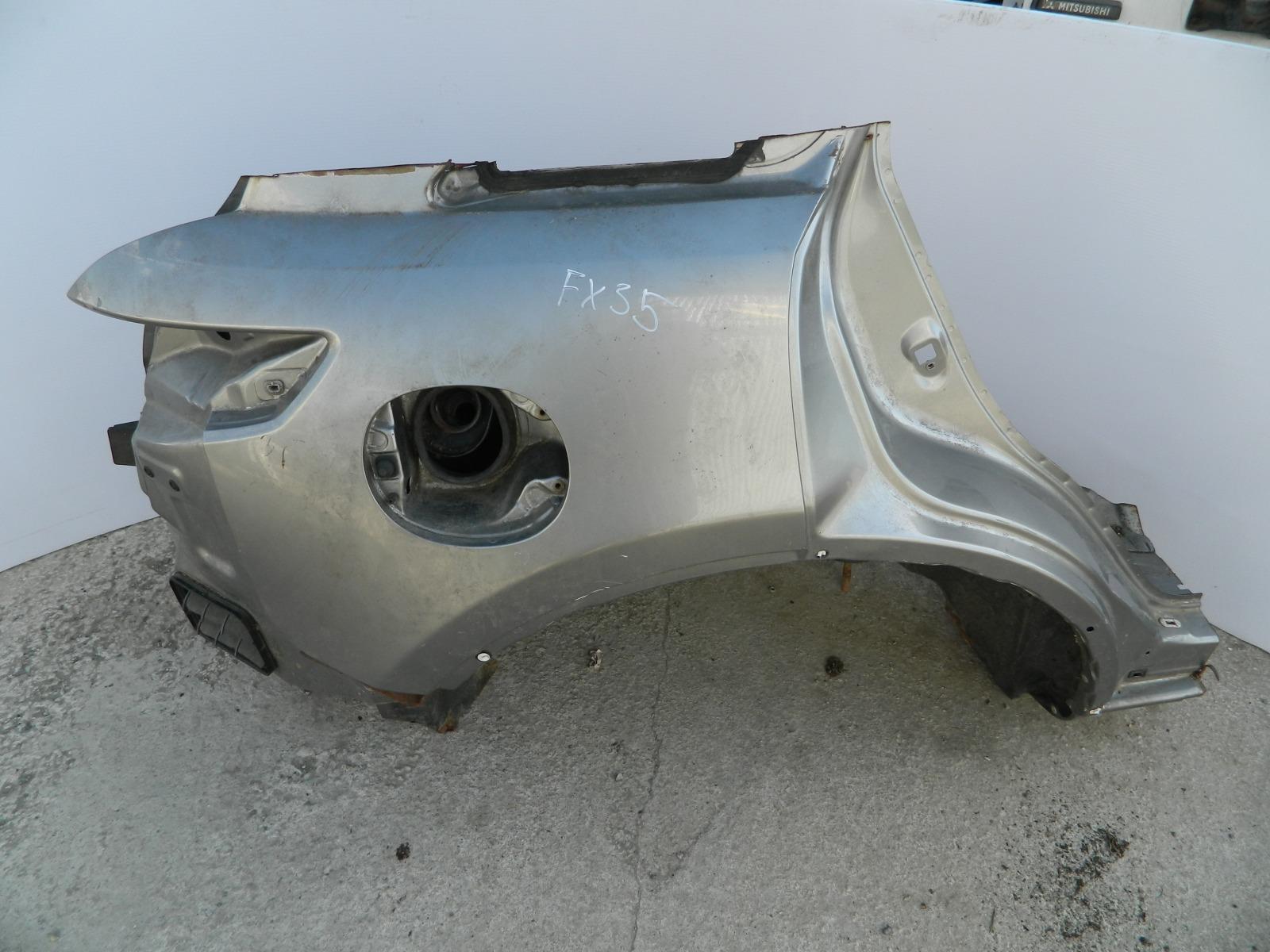 Крыло Infiniti Fx35 заднее правое (б/у)