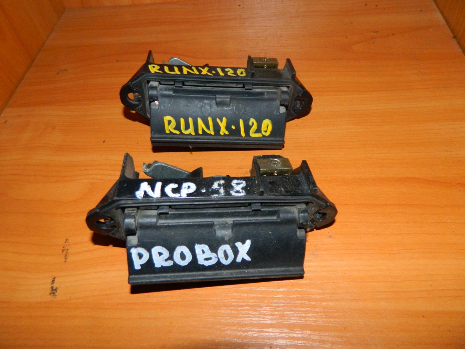 Ручка двери багажника Toyota Probox NCP58 (б/у)