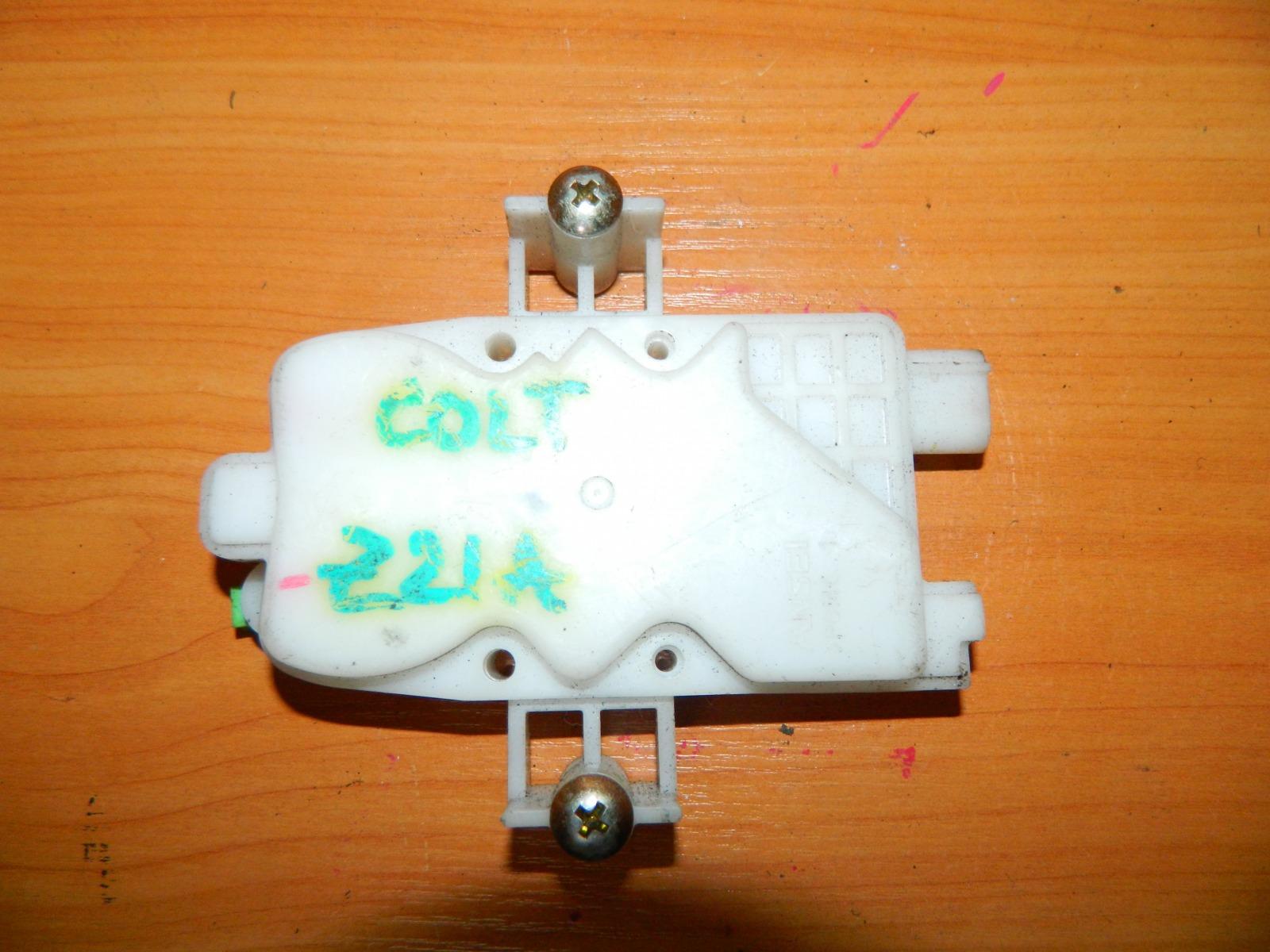Активатор замка багажника Mitsubishi Colt Z21A (б/у)