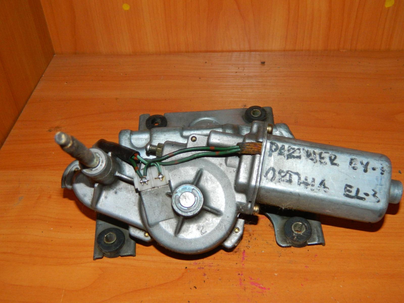 Мотор дворников Honda Orthia EL3 задний (б/у)