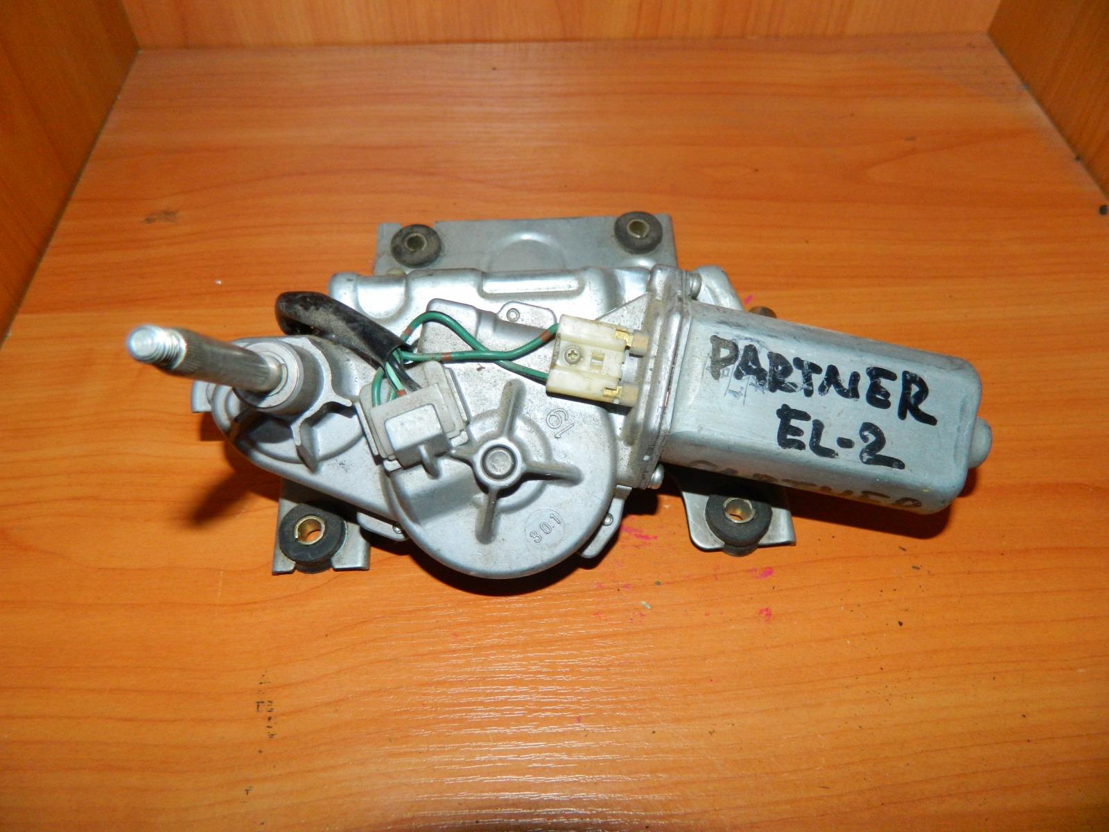 Мотор дворников Honda Orthia EL2 задний (б/у)