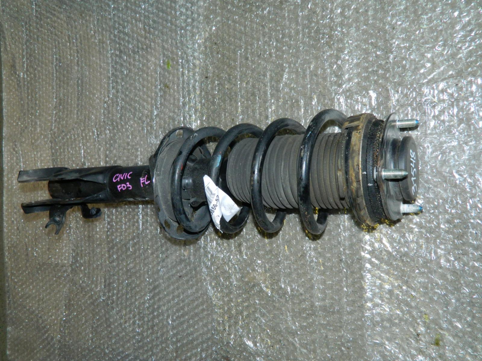 Стойка подвески Honda Civic Hybrid FD3 передняя левая (б/у)