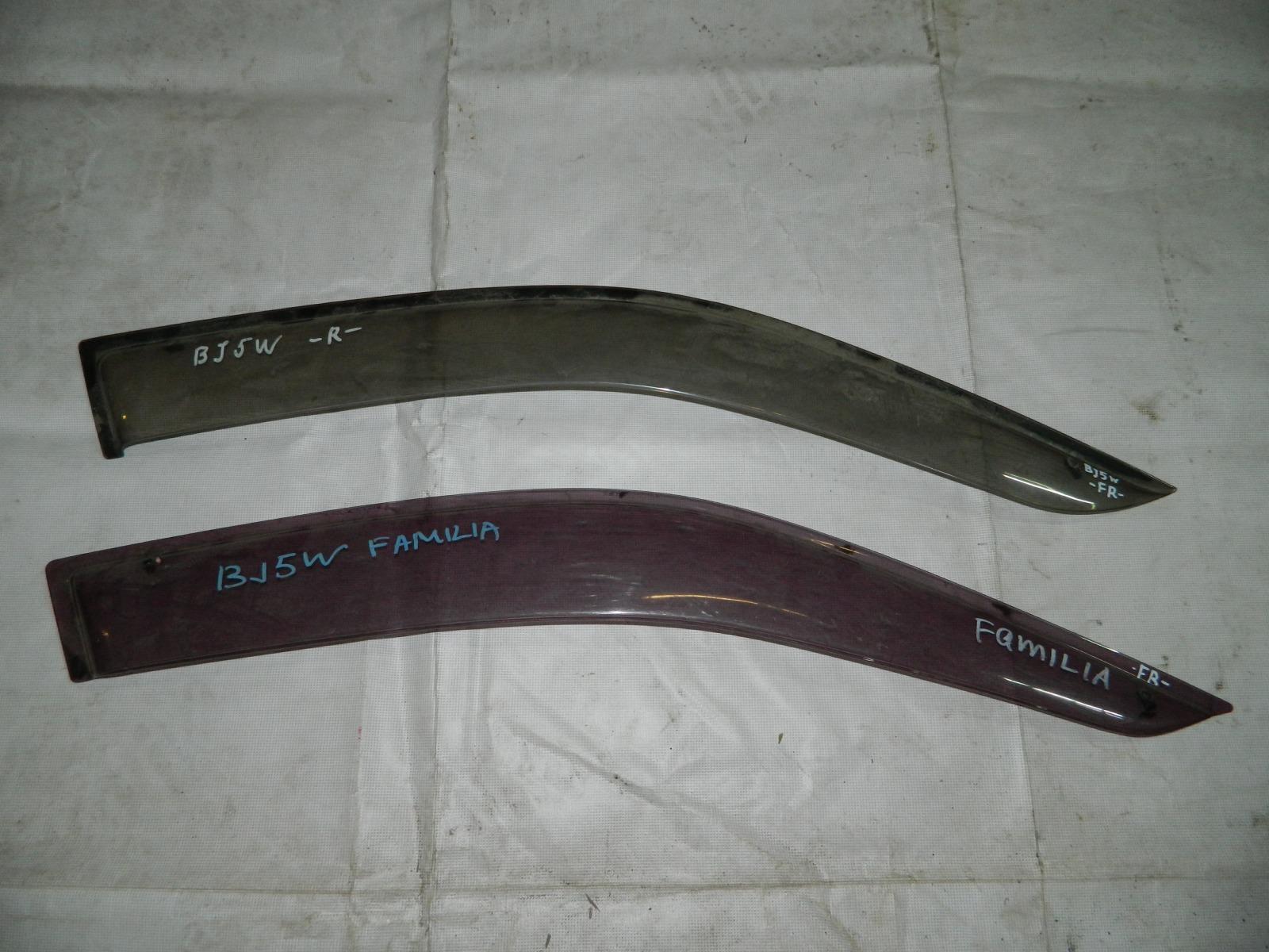 Ветровик Mazda Familia BJ5W передний правый (б/у)