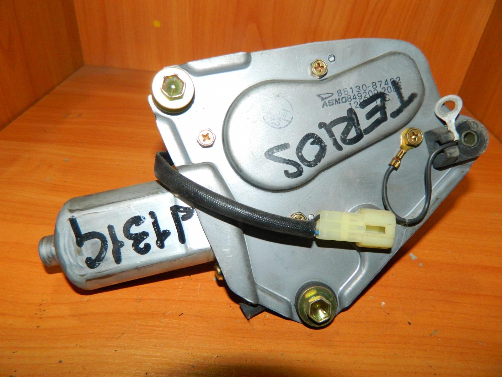Мотор дворников Daihatsu Terios J131G задний (б/у)