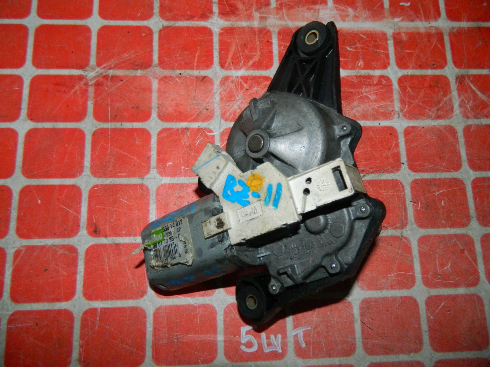 Мотор стеклоподъемника Nissan Cube BZ11 (б/у)