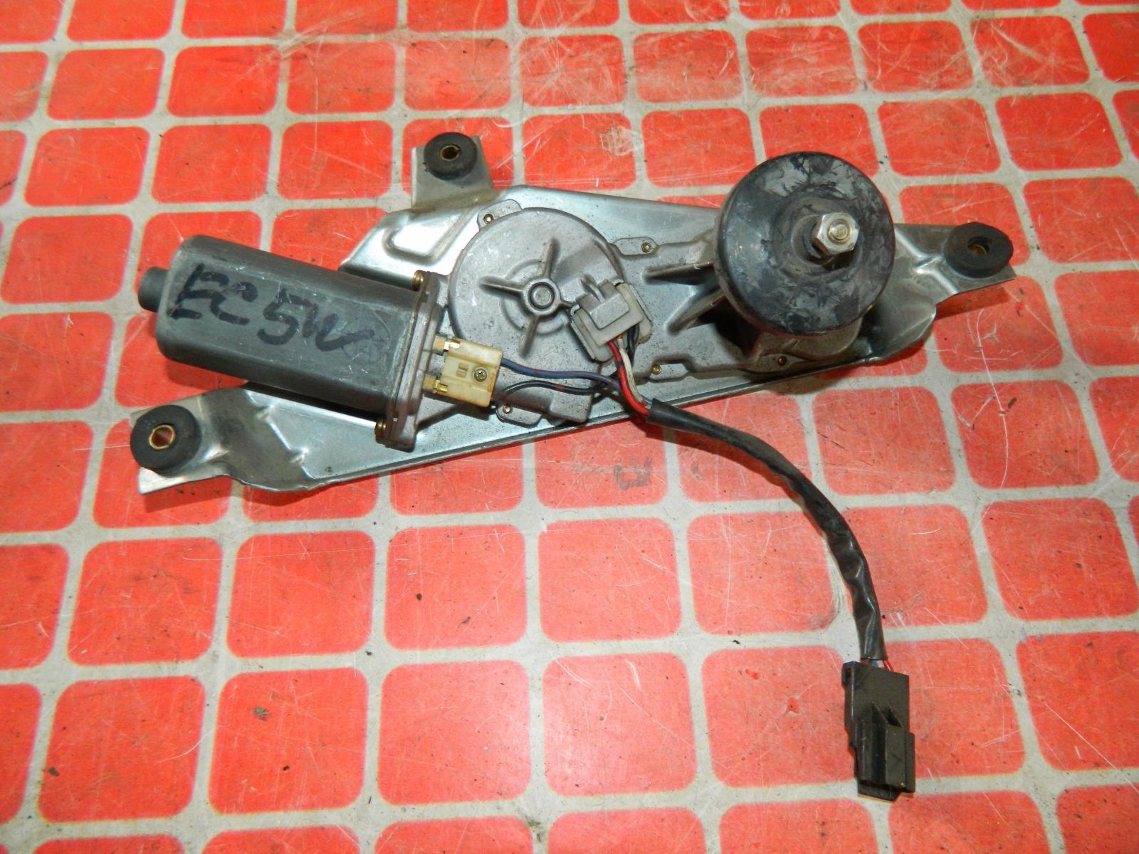 Мотор дворников Mitsubishi Legnum EC5W задний (б/у)