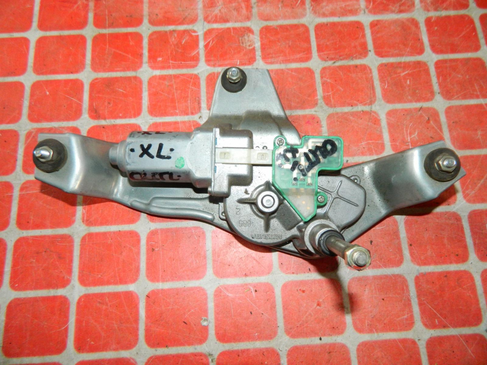 Мотор дворников Mitsubishi Outlander Xl задний (б/у)