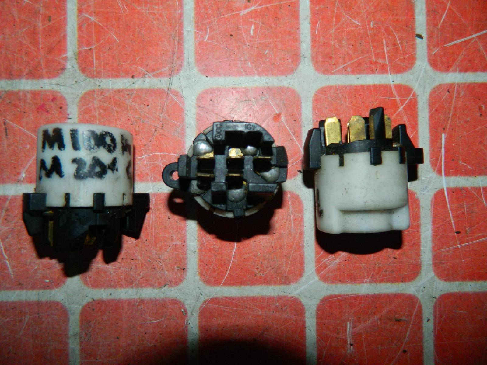 Контактная группа замка зажигания Toyota Duet M100A (б/у)