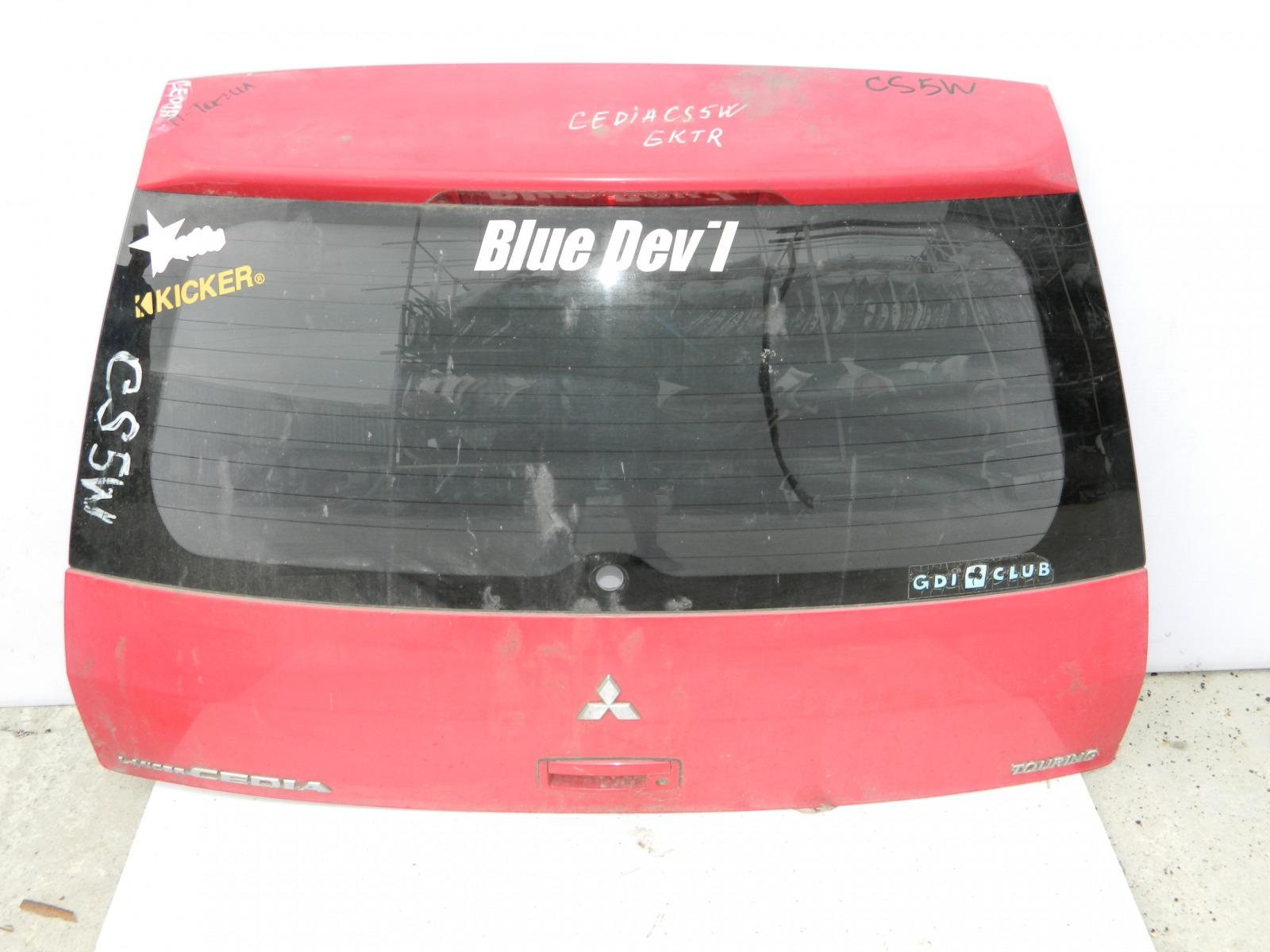Дверь 5-я Mitsubishi Lancer Cedia CS5W (б/у)