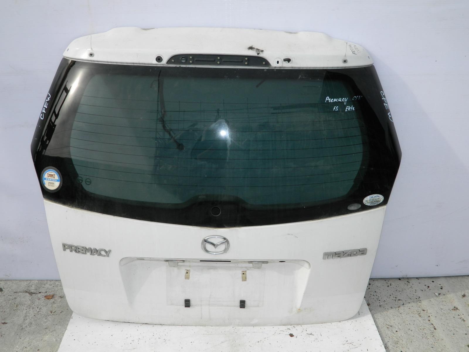 Дверь 5-я Mazda Premacy CPEW (б/у)