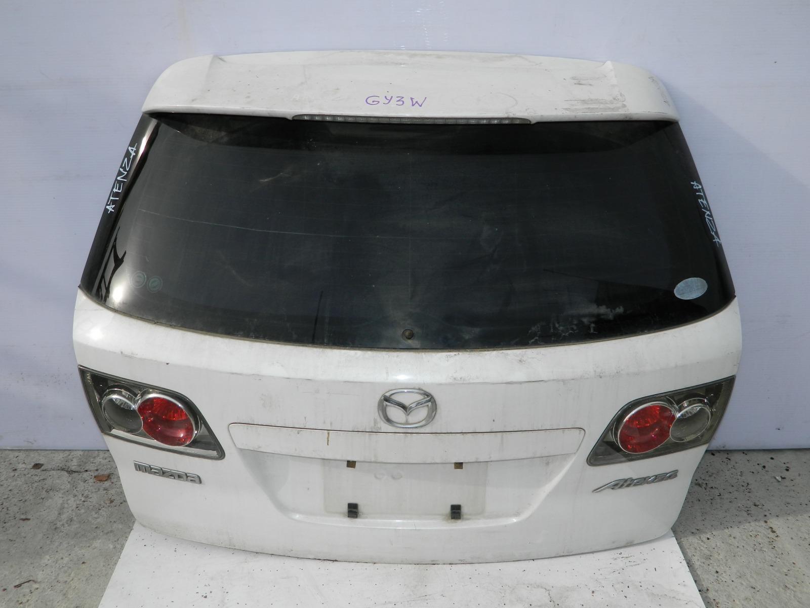 Дверь 5-я Mazda Atenza GY3W (б/у)