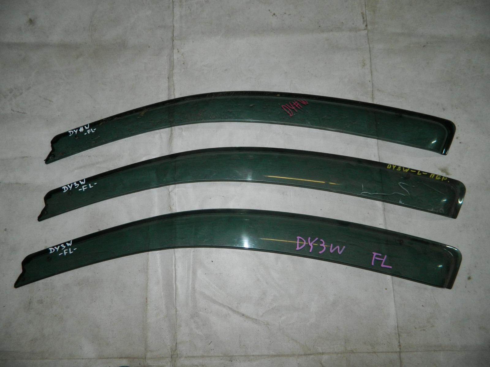 Ветровик Mazda Demio DY3W передний левый (б/у)