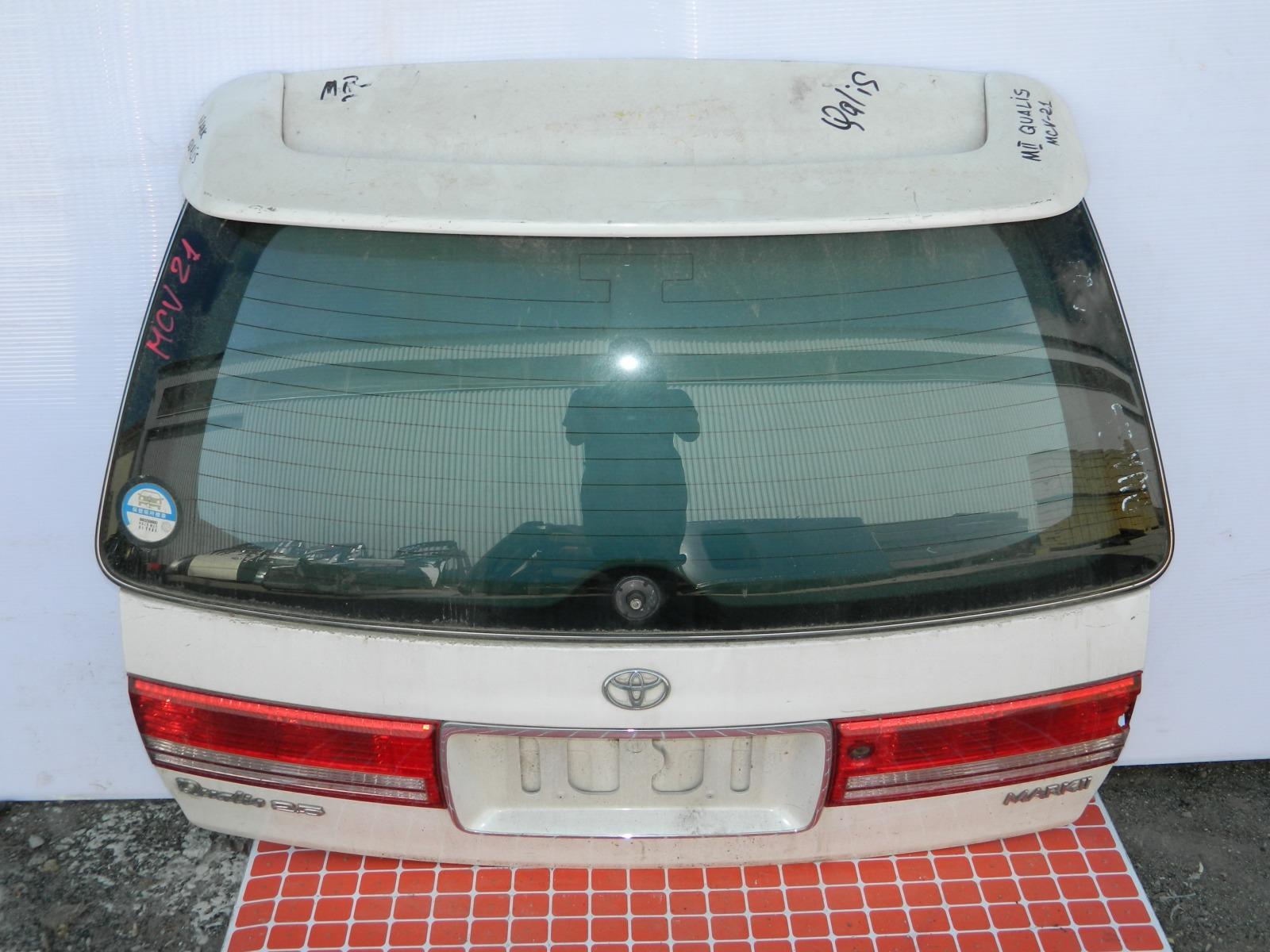 Дверь 5-я Toyota Mark Ii Wagon Qualis MCV21 (б/у)