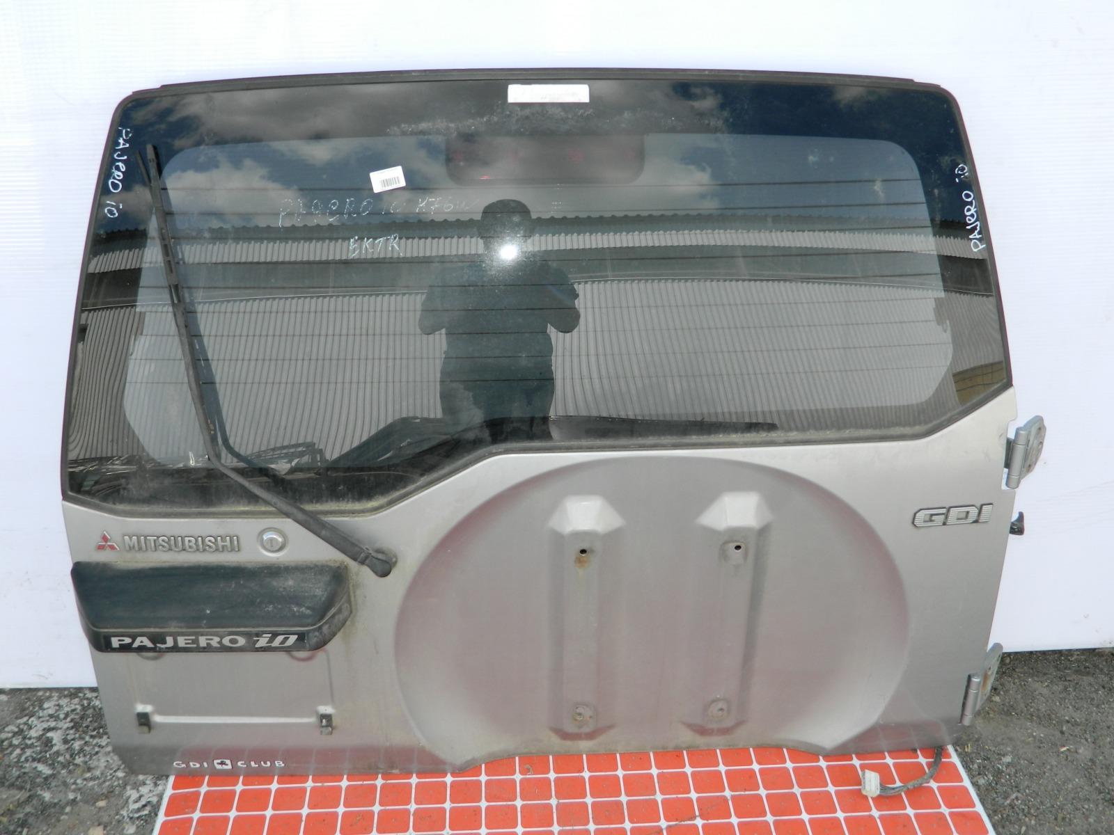 Дверь 5-я Mitsubishi Pajero Io H76W (б/у)