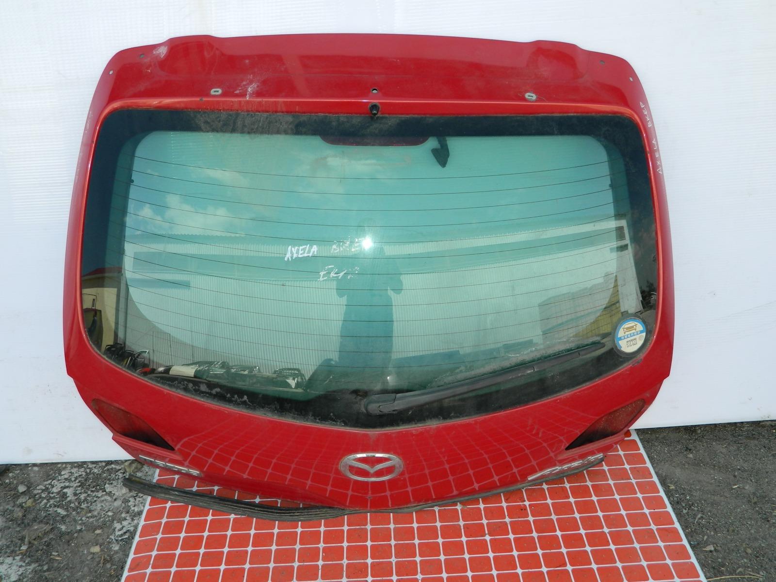 Дверь 5-я Mazda Axela BKEP (б/у)