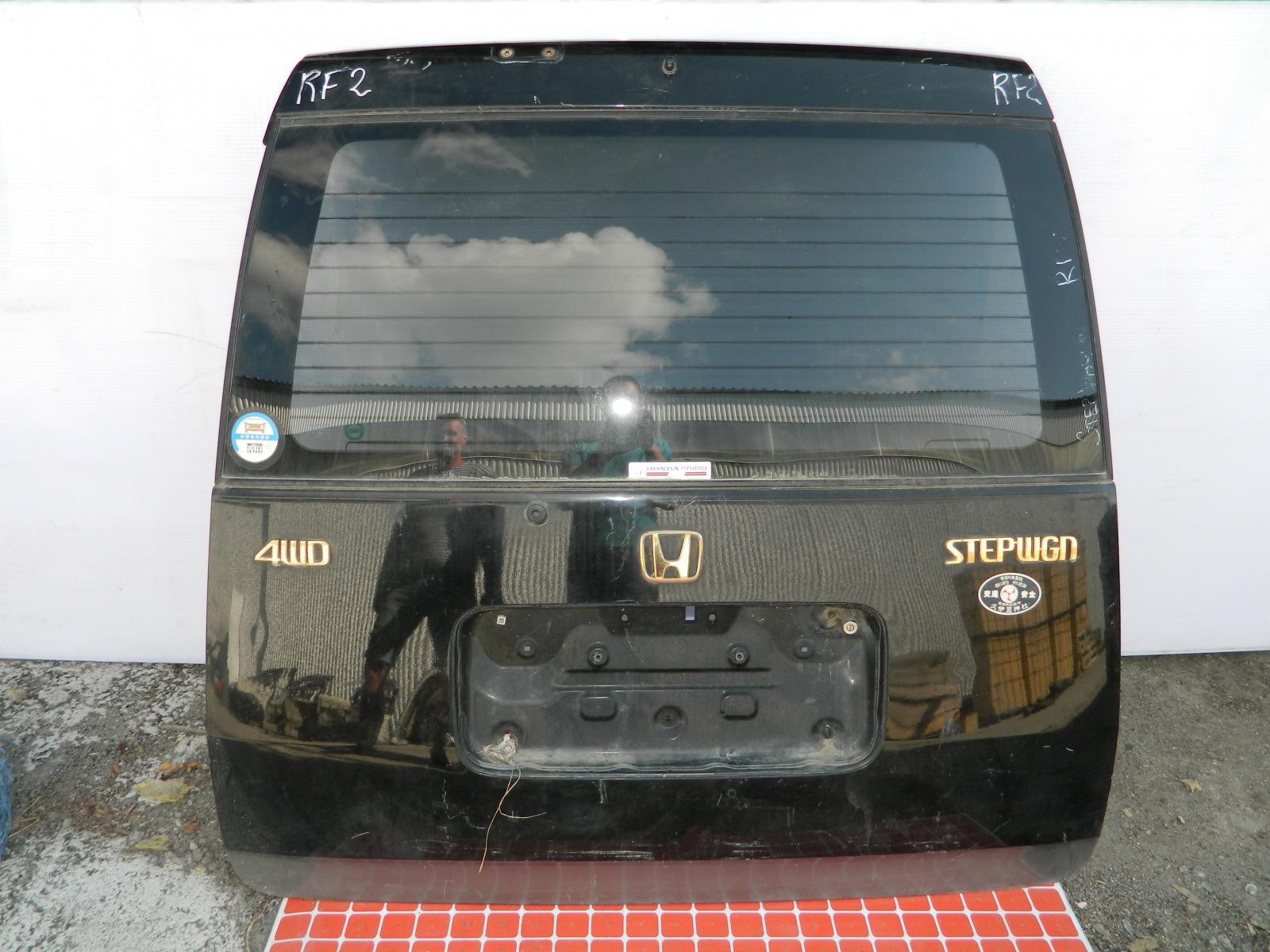 Дверь 5-я Honda Stepwagon RF2 (б/у)
