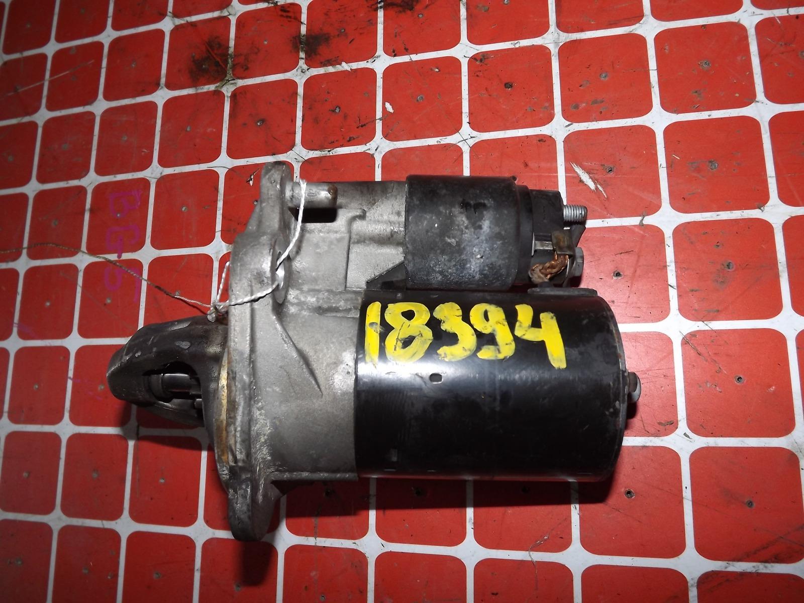 Стартер Mini Cooper R50 W10B16D (б/у)