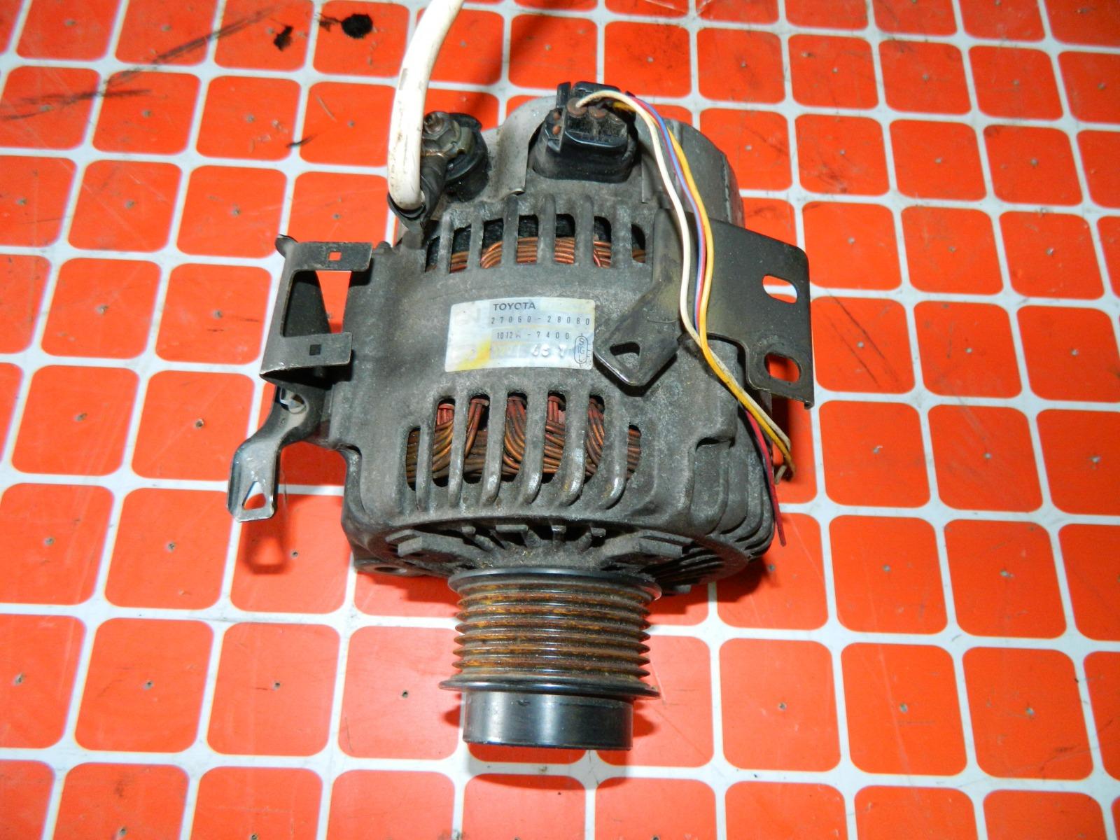Генератор Toyota Gaia ACM10G 1AZ-FSE (б/у)