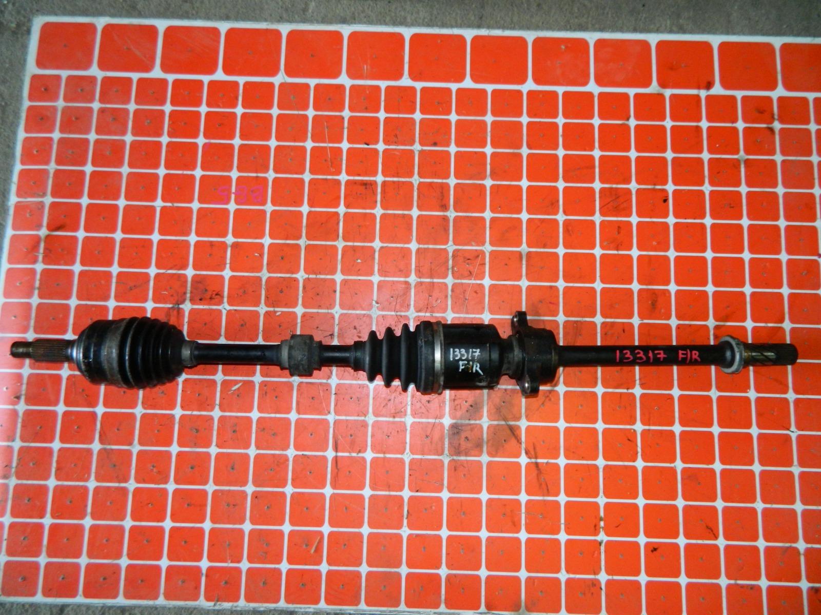 Привод Mazda Atenza GHEFP LF 2009 передний правый (б/у)