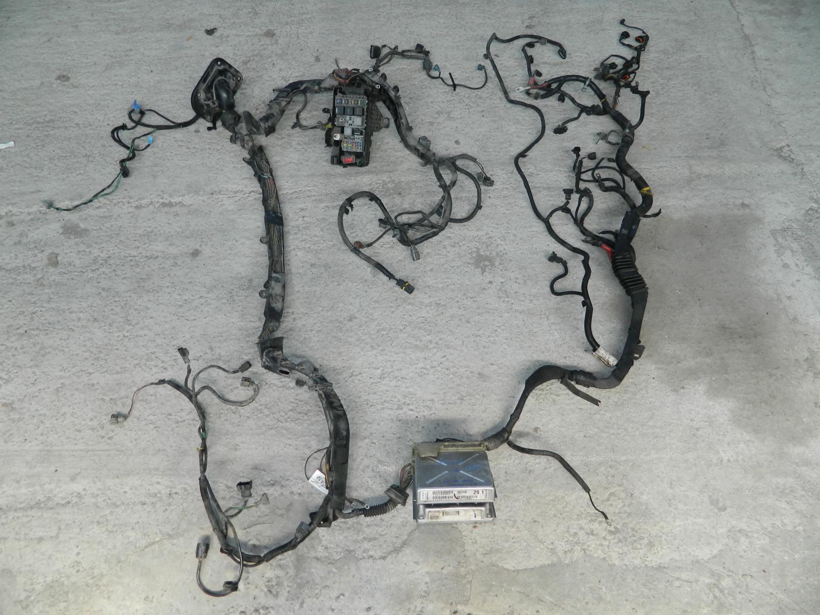 Коса двс Volvo S60 (б/у)