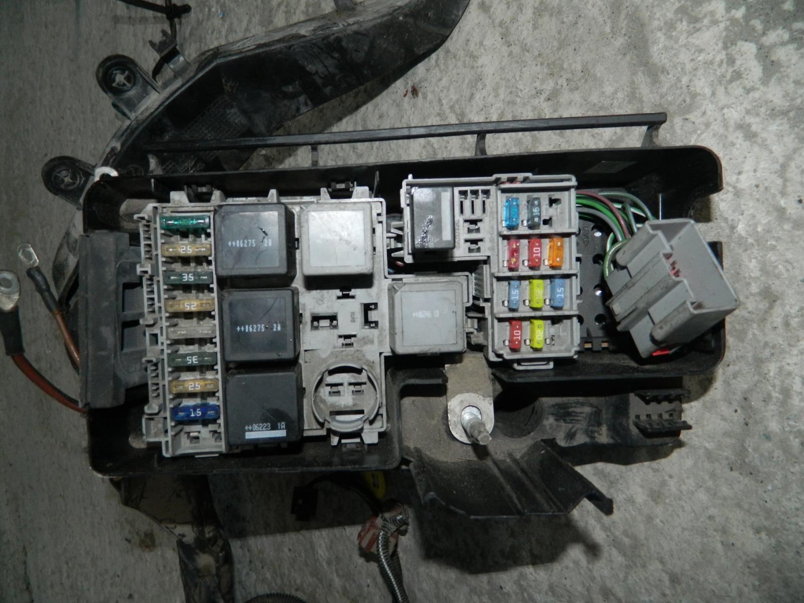 Блок предохранителей Volvo S60 (б/у)