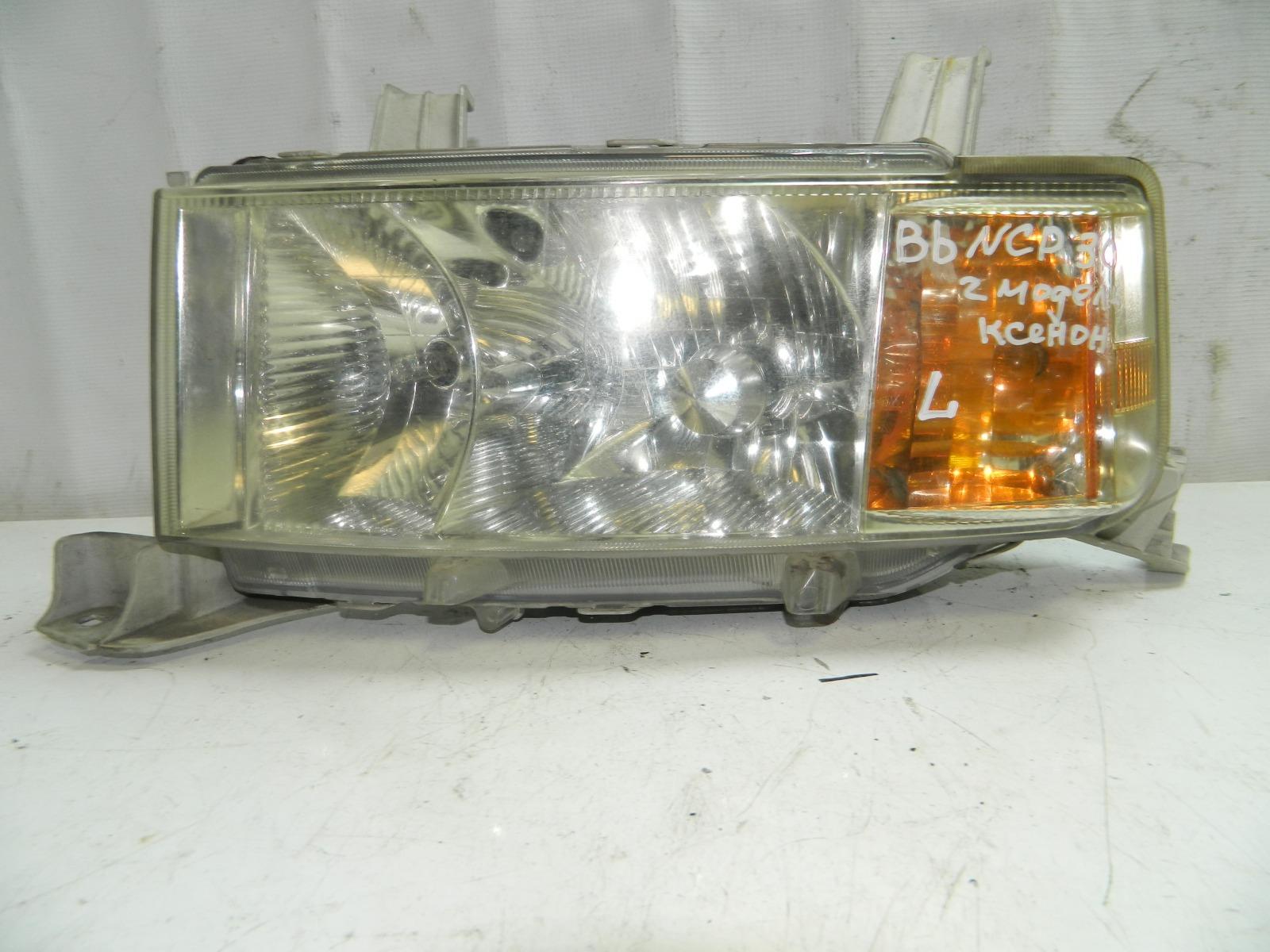 Фара Toyota Bb NCP30 передняя левая (б/у)