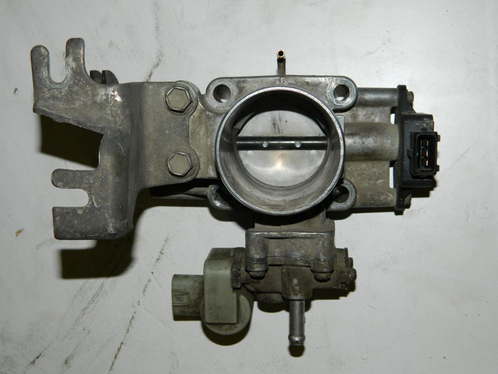 Дроссельная заслонка Toyota 4A (б/у)