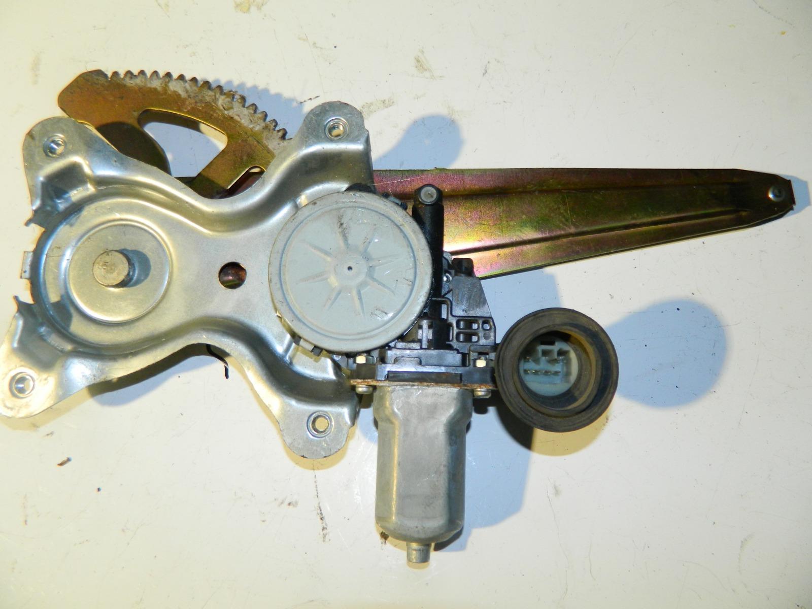Механизм стекло-подъёмника. Lexus Gs300 GRS190 задний левый (б/у)