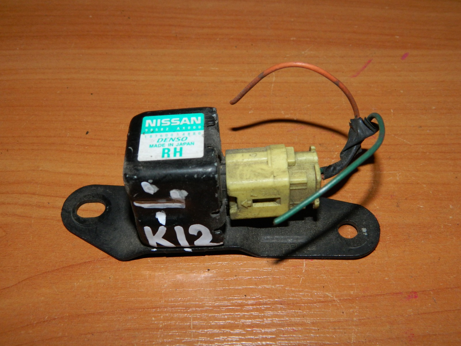 Датчик airbag Nissan March K12 передний правый (б/у)