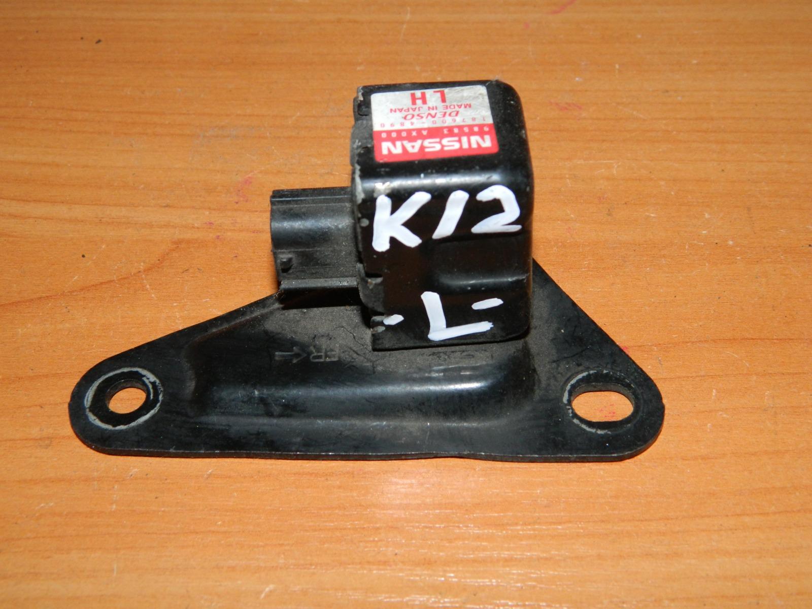 Датчик airbag Nissan March K12 передний левый (б/у)