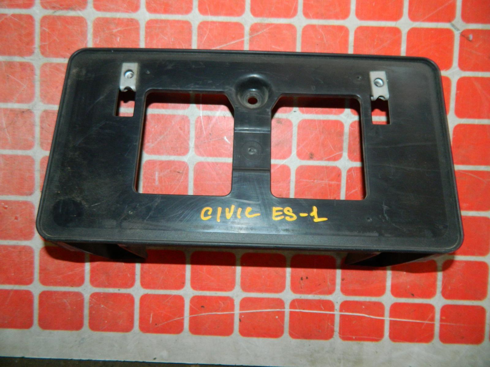 Рамка для номера Honda Civic ES1 (б/у)
